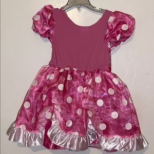 Disney Other - Minnie Mouse dress/ costume